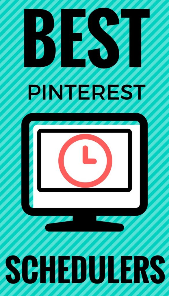Looking for the best schedulers for Pinterest_ Check them out here plus a free Pinterest planner!