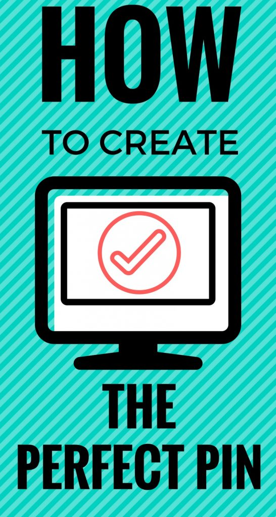 Trying to create the perfect pin to get noticed on Pinterest_ Check out these tips!
