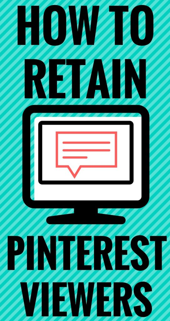 Are you enjoying traffic from Pinterest_ Check out how to retain those viewers and turn them into email subscribers