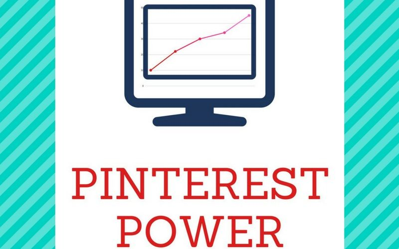 Pinterest Power e-book launch